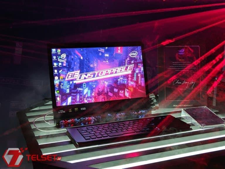 Laptop Gaming Asus Seharga Mobil Sudah Punya Pembeli
