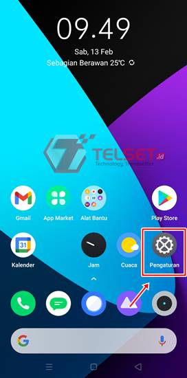 Cara Menghapus Data Android