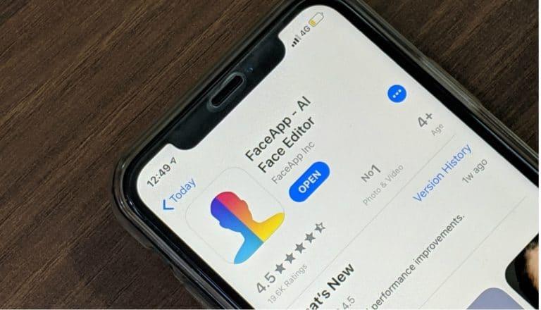 Ngeri! FaceApp Kantongi Data Nama dan Wajah 120 Juta Pengguna