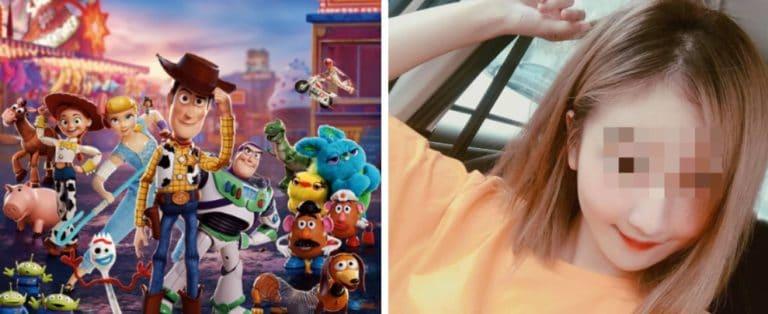 Iseng Saat Nonton Film Toy Story, Akun Instagram Gadis Ini Diblokir