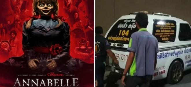 Merinding! Pononton Annabelle Comes Home Ditemukan Tewas di Bioskop
