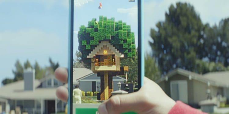 Minecraft Earth Versi Beta Hadir di iOS dan Android