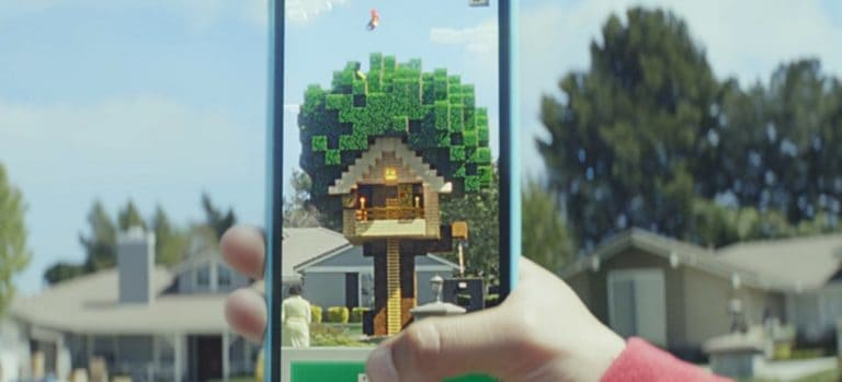 Minecraft Earth Versi Beta Hadir di iOS dan Android