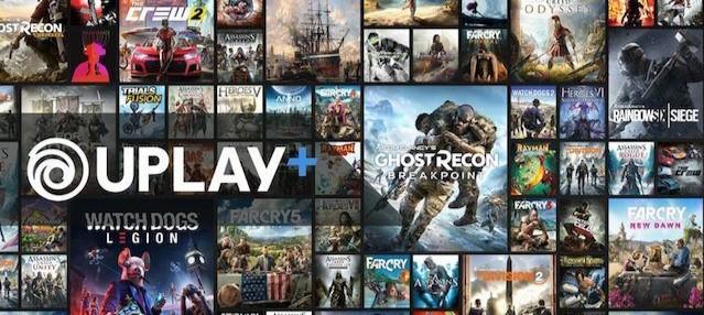 Ubisoft Beberkan Judul-judul Game di Uplay+