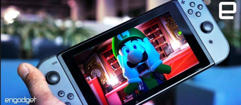Daya Tahan Baterai Nintendo Switch Kini Bisa 9 Jam