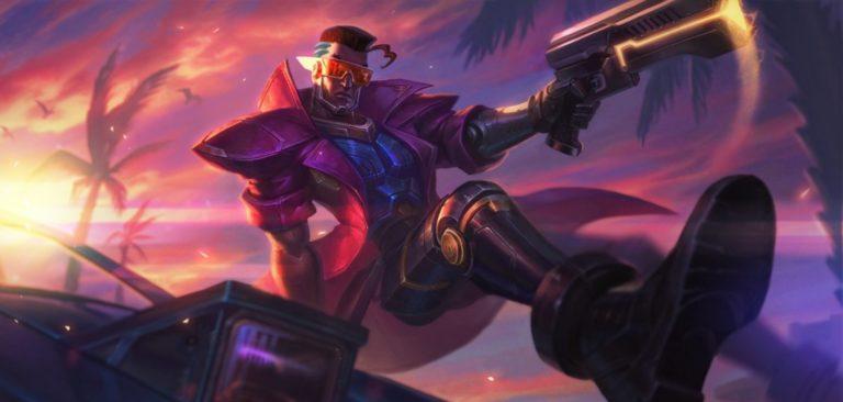 Tencent Batasi Waktu Bermain League of Legends untuk 'Bocah'