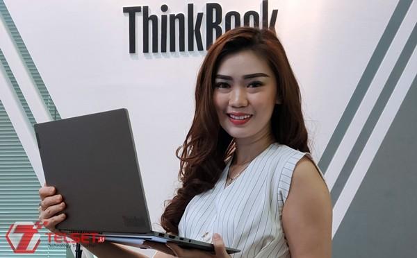 Lenovo Boyong Laptop untuk Pebisnis Milenial, ThinkBook 13s dan 14s