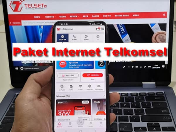 Daftar Paket Internet Telkomsel Terbaru Juli 2021, Ada Paket 5G!