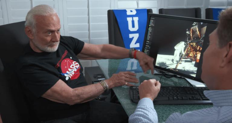 Nvidia Reka Ulang Pendaratan di Bulan Pakai RTX