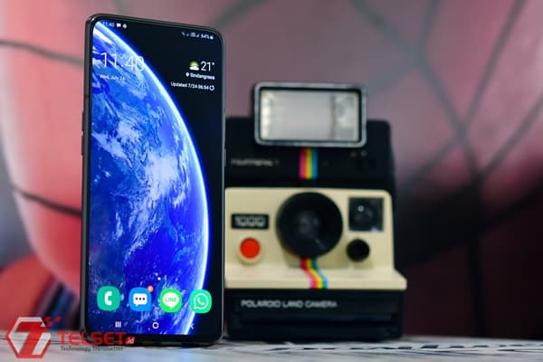 Review Samsung Galaxy A80