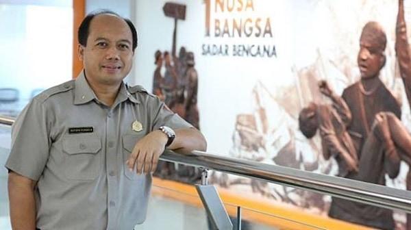 Mengenang Pak Sutopo: Fans Raisa dan Penangkal Hoaks Bencana
