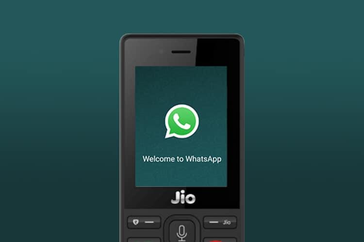 """Tendang"" Windows Phone, WhatsApp Kini Rangkul KaiOS"