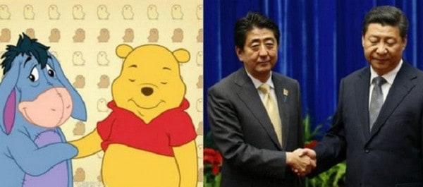 """Ejek Presiden Mirip Winnie the Pooh, Perusahaan Ini """"Diciduk"""""""