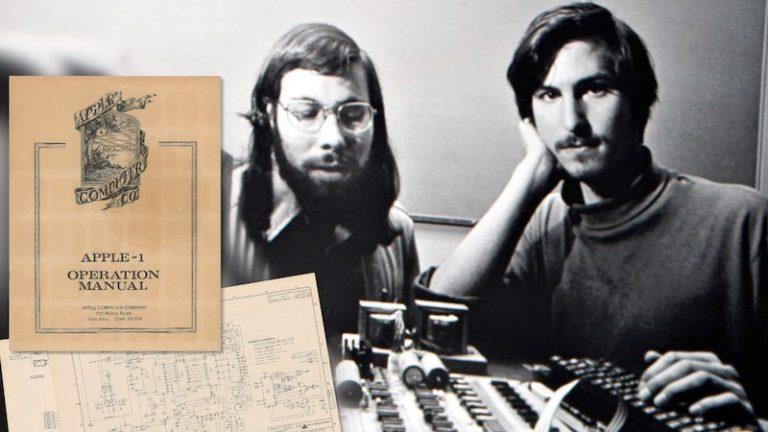 Buku Manual Apple-1 Dilelang, Harganya Ratusan Juta Rupiah