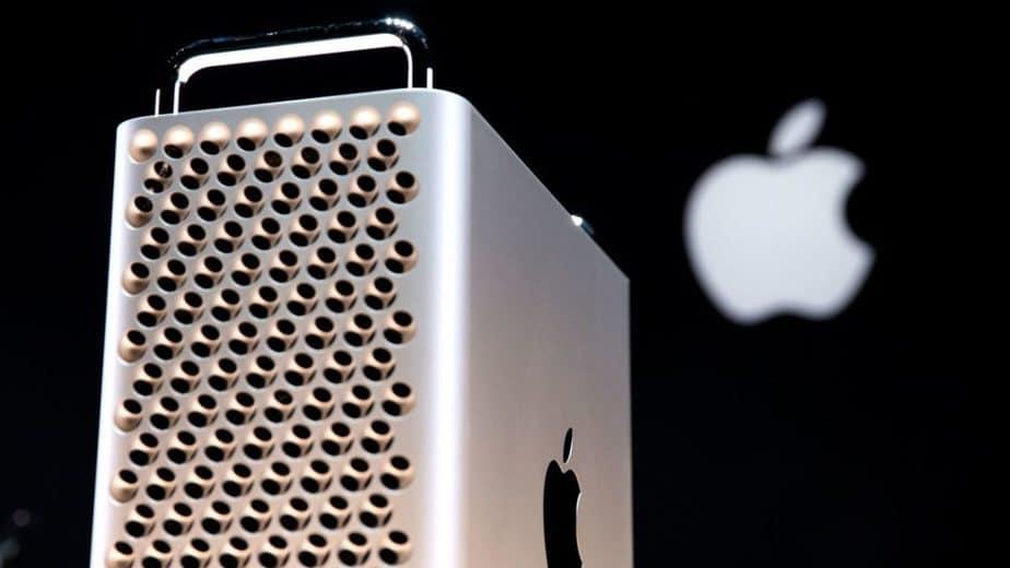 Komputer Mac Face ID