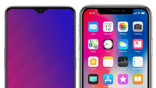 iPhone 2020 Bakal Punya Notch Berbentuk Waterdrop?