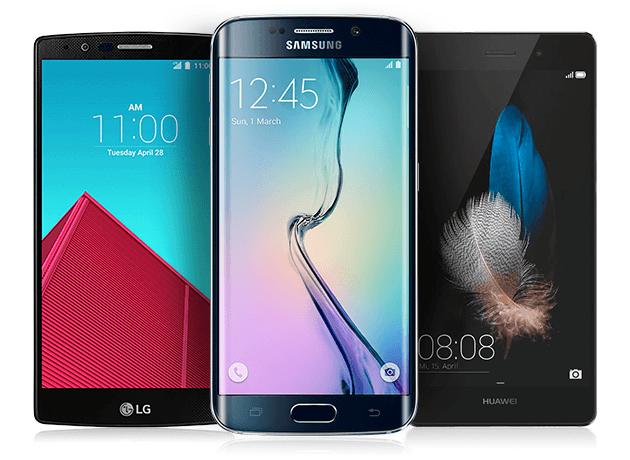 "Gara-gara Jepang, Apple, Samsung dan LG Saling ""Baku Tembak"""