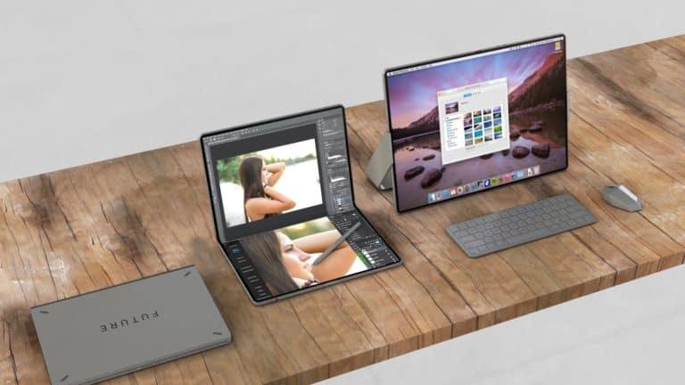 Ssst.. Ada Kasak-kusuk Apple Siapkan iPad Lipat?