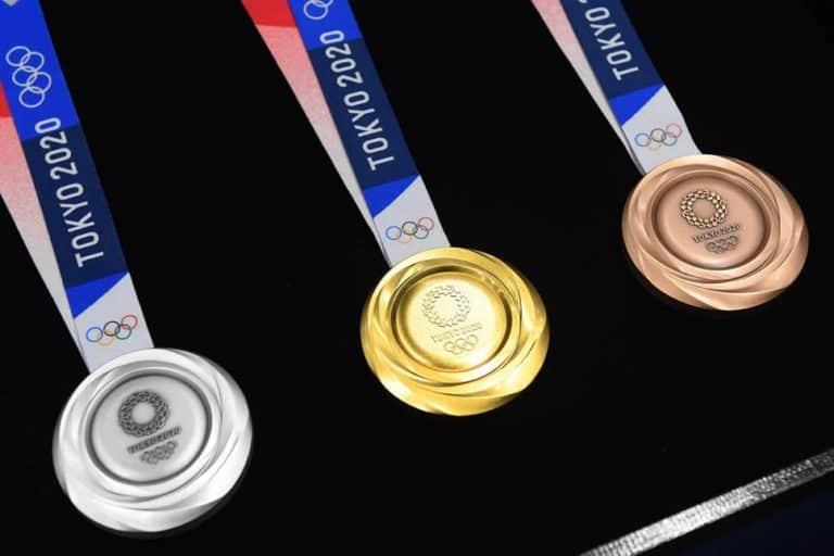 Medali Olimpiade Tokyo 2020 Terbuat dari Sampah Elektronik