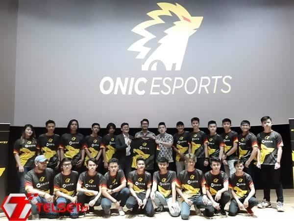 Bawa Semangat Gamers Muda, Onic Esports Umumkan Logo Baru