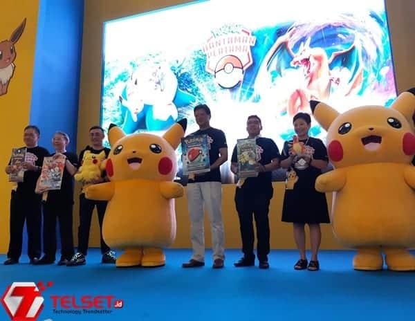 Pokemon Trading Card Game Resmi Hadir di Indonesia