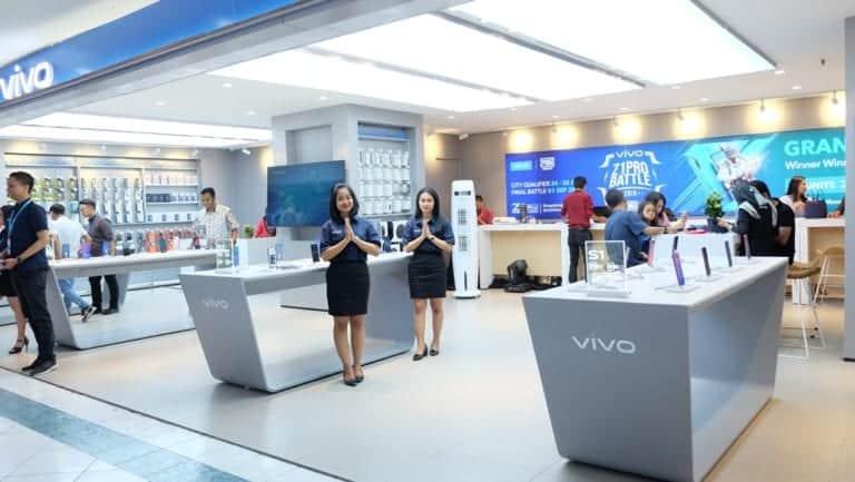 Perpanjang Daftar Vivo Store, Vivo Resmikan 10 Lagi di Semarang