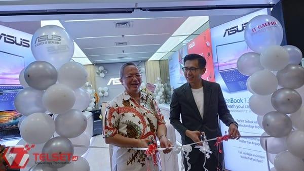 Asus ZenBook Store Pertama di Indonesia Resmi Dibuka