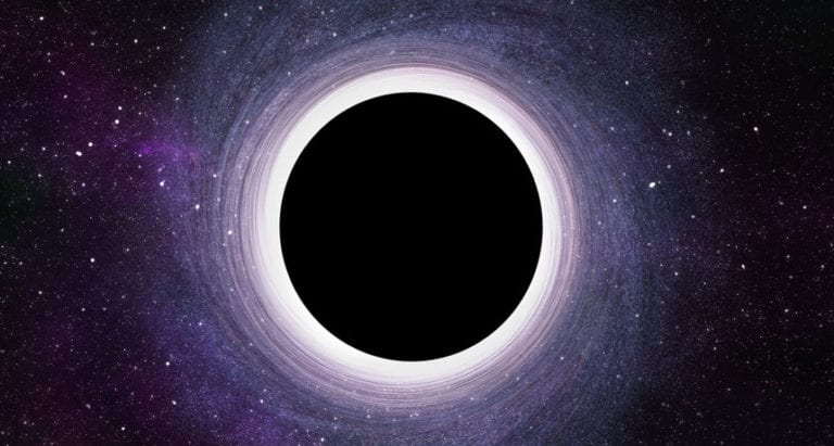 Ngeri! Black Hole Terbesar Sejagat Raya Ditemukan
