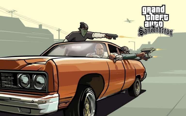 Kumpulan Cheat GTA San Andreas PC dan PS2 Lengkap