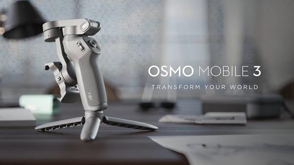 Harganya Rp 1,6 Jutaan, DJI Osmo Mobile 3 Bawa Banyak Keunggulan