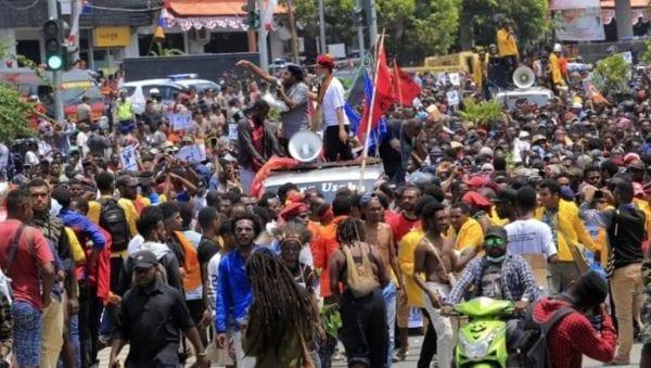 pembatasan internet di Papua