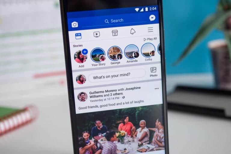 Tahun Ini Facebook Bakal Hadirkan Tab News
