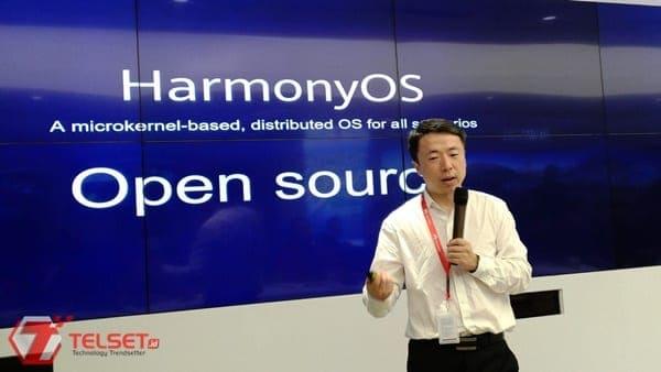 Pindah dari EMUI Android ke HarmonyOS Semudah Update OS