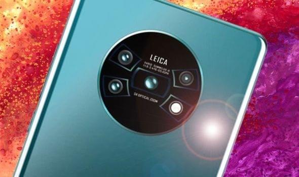 Fix! Huawei Mate 30 Pro Punya Empat Kamera Utama
