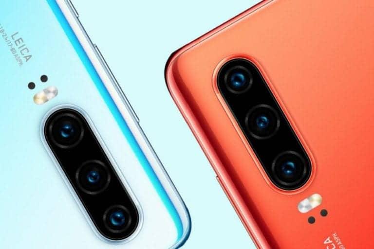 """Warna Baru Huawei P30 Mirip """"Panda"""" ala Pixel 2 XL"""