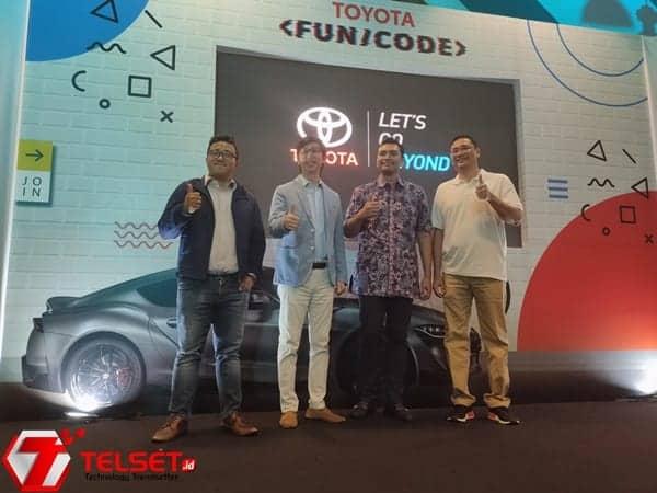 Toyota Tantang Milenial Adu Inovasi Lewat Hackathon Funcode