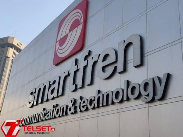 Smartfren Siapkan Jaringan 4G di Ibu Kota Baru
