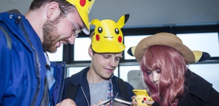 Pokemon Go Sudah Diunduh 1 Miliar KaliSejak Dirilis