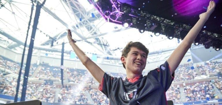 Juara Piala Dunia Fortnite Jadi Korban Swatting