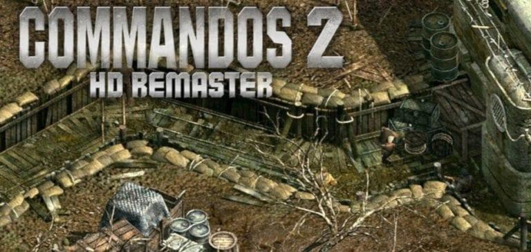 Ada Perbaikan Visual di Commandos 2 sebelum Dirilis