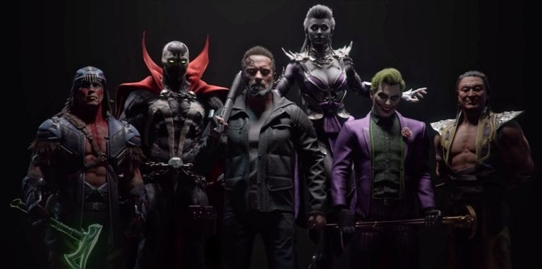 Ngeri! Ada Terminator dan Joker di Mortal Kombat 11