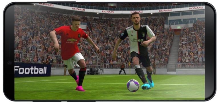 Update 'eFootball PES 2020'Versi Mobile Hadir Oktober 2019