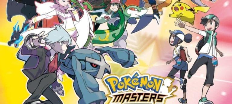 Sah! Pokemon Masters Hadir di iOS dan Android