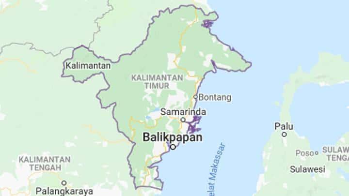 Ibu Kota Pindah, Warganet Bereaksi Lewat Tagar #IbuKotaBaru