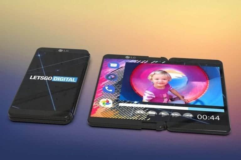 LG Siapkan Ponsel Lipat Ganda dengan Stylus?