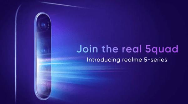Bocoran Spesifikasi Realme 5 Pro, Masih Pakai Snapdragon 710?