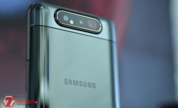 Potret Malam Ciamik Pakai Night Mode Galaxy A80