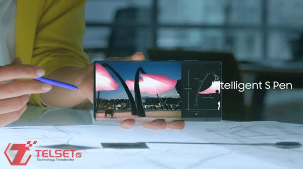S Pen Samsung Galaxy Note 10 Usung Teknologi Motion Tracking
