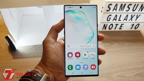 Tukar tambah Samsung Galaxy Note 10