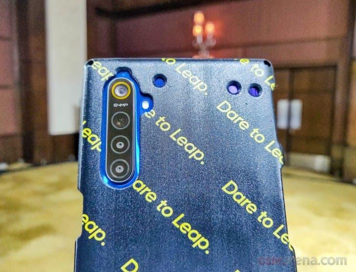 Smartphone Kamera 64MP